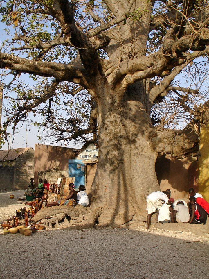 Joal au Sénégal
