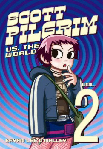 Scott Pilgrim Vs the World - Bryan Lee O'Malley