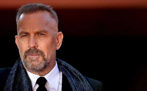 Kevin Costner at the Rome Film Festival
