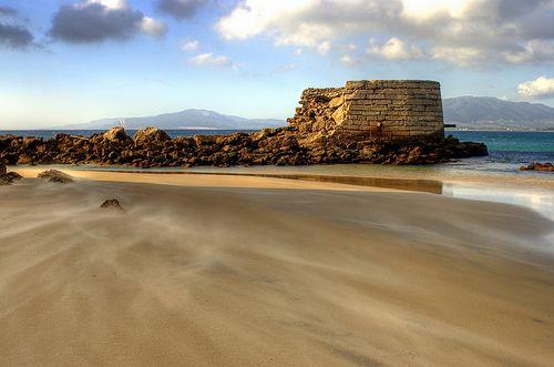 Isla de Tarifa, Cadiz