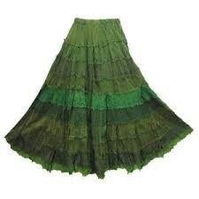 Peasant Skirt... Love this gradient! …