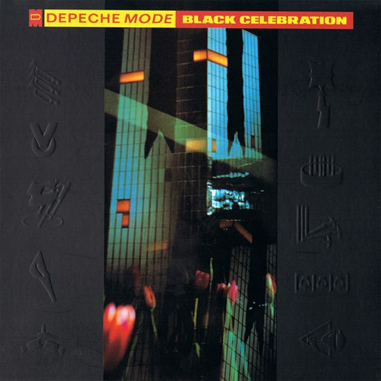 Depeche Mode - Black Celebration - Great Album :)