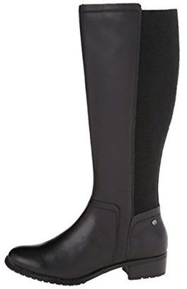 Hush Puppies Women's Lindy Chamber Riding Boots.