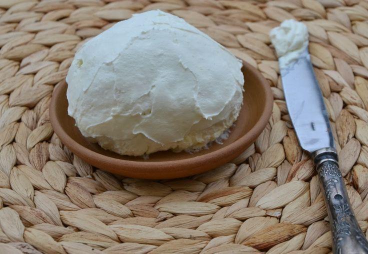 Domácí jídlo U Lípy: Labneh - sýr z jogurtu