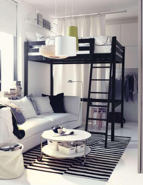 M s de 25 ideas incre bles sobre camas altas en pinterest cortinas de la cama del loft - Muebles lufe catalogo ...