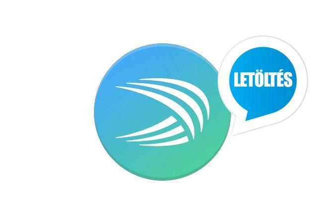 Okosítsd fel okostelefonod vagy tableted billentyűzetét a SwiftKey Keyboard Android applikációval ingyen és sajátítsd el a gyors gépelés tudását félreütés nélkül.  Csatlakoz a több mint 250 millió elégedett felhasználók táborához és élvezd a SwiftKey Keyboard által nyújtott gyors és hibamentes gépelés élményét. Letöltés: http://www.ujletoltes.hu/2636-swiftkey-keyboard-6-3-8-android-alkalmazas-letoltes.html