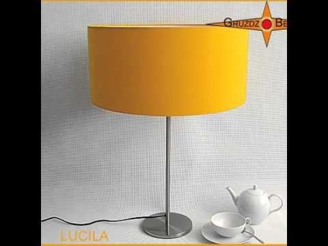 Tischlampe LUCILA.  Das Lampen-Set LUCILA hat die Wirkung eines sonnendurchfluteten Sommertags.