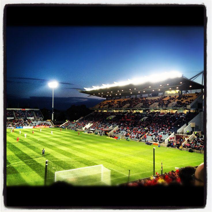 Hindmarsh stadium #adlutd