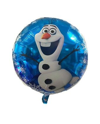 Olaf folie ballon Frozen | Feestwinkel Altijd Feest