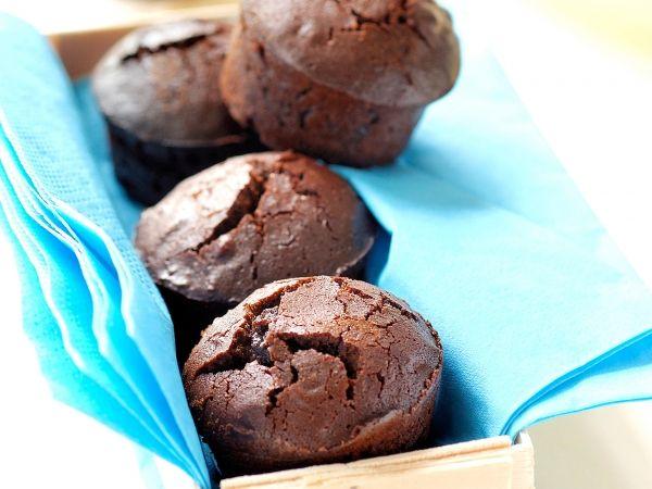 Chocolademuffins uit 'Leila Bakt' - Libelle Lekker!