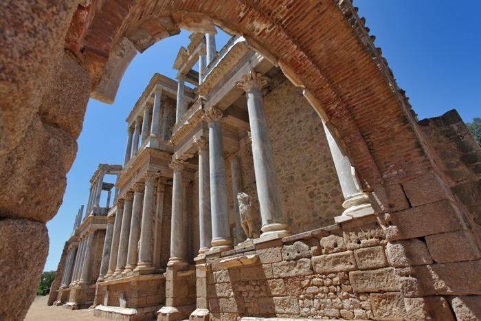 Merida, Spain - Roman Ruins