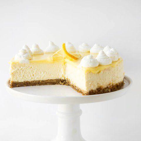 La recette du jour : le cheesecake au citron light, parfait pour les gourmands…