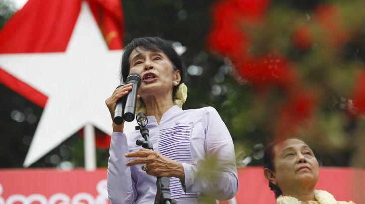 NRK TV - Aung San Suu Kyi - uten frykt