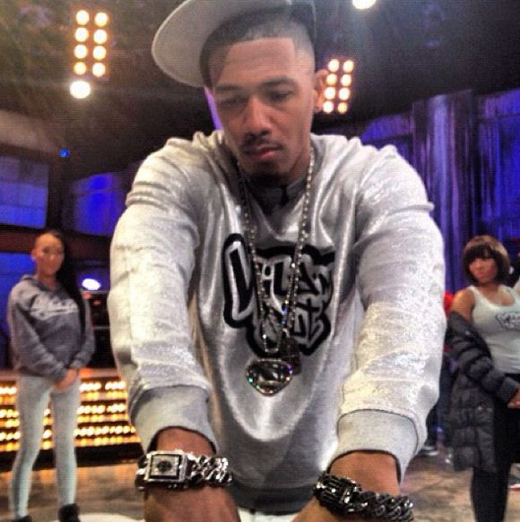 "Nick Cannon's Side Piece Revealed? [Rumor]- http://getmybuzzup.com/wp-content/uploads/2014/08/357766-thumb.png- http://getmybuzzup.com/nick-cannons-side-piece/- By Tommy Insiders are whispering about Nick Cannon and his side piece….. Sources tell Tattle Taillz ""Nick Cannon got his side piece Brittany Dailey a job on his MTV show ""Wild'n' Out."" ""Nick and Brittany have been creeping for some time now. On set they act like they barely get along ...- #Nick"
