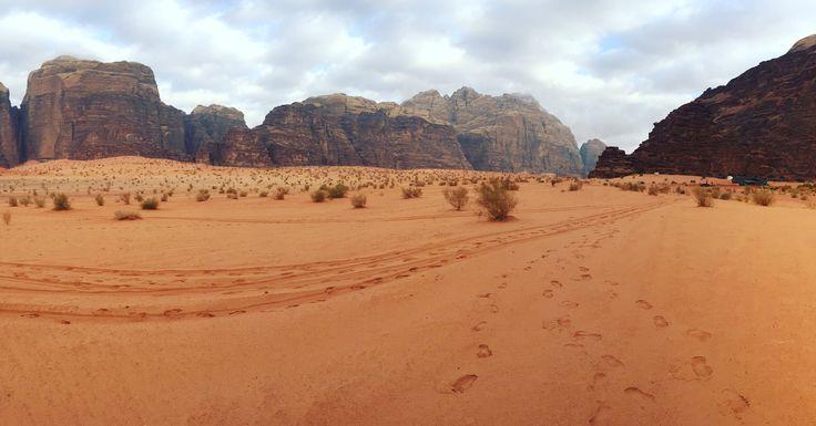 #desert #jordan #travel #landscape