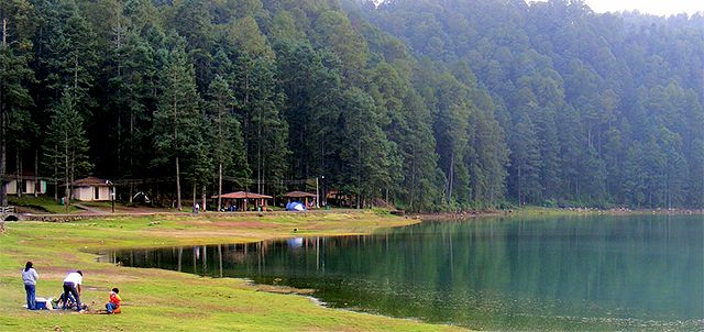 Laguna Larga, Los Azufres.