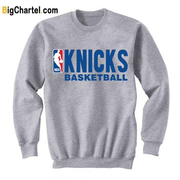 Knicks Basketball Sweatshirt Knicks Basketball Sweatshirt Basketball Sweatshirts Fangirl Shirts Knicks Basketball