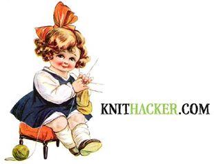Henvisninger til en masse forskellige strikkesider med sjove og skaeve ideer. Lots of really fun knitting ideas.