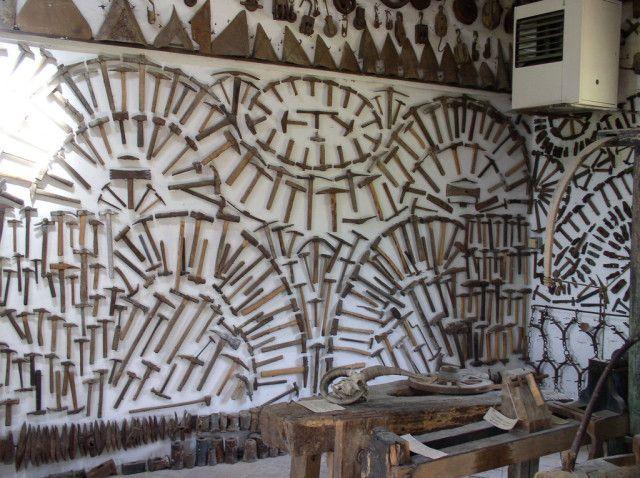 Ettore Guatelli Museum #patternpod #multiples