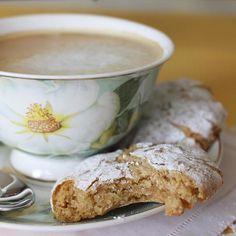 Bom dia!!! Ainda sobre esse cookie de Amaro com farinha de amêndoa que foi pro…