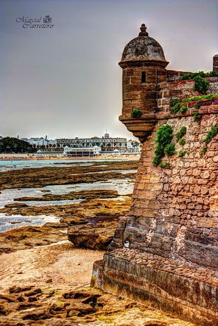 Visitando Andalucía Cádiz