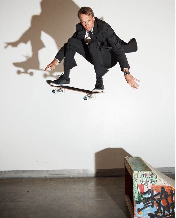 © Dale May / Tony Hawk
