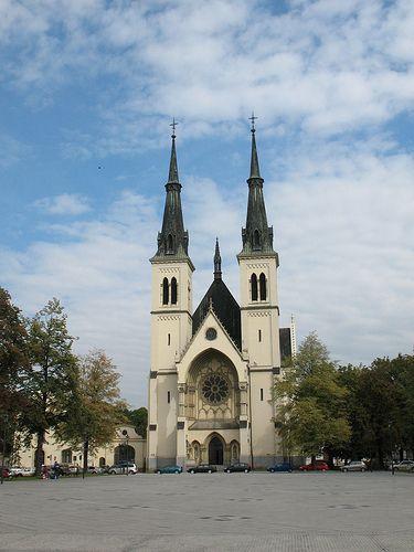 Church at Ostrava (Czech Republic) | Flickr - Photo Sharing!