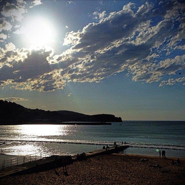 Playa de Gorliz-ko Hondartza en Górliz, País Vasco