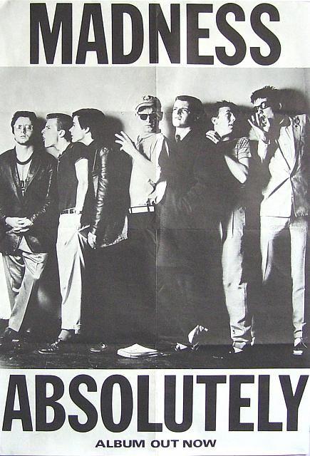 Madness, my favorite ska band.