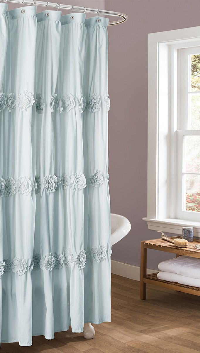 Lush Decor Lake Como Curtains 17 Best Images About Shower Curtains On Pinterest
