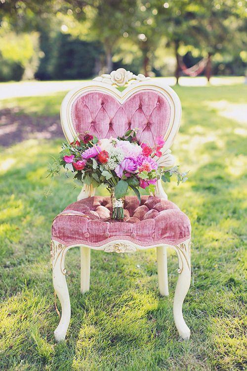 Haute Tramp.  ...chair...lovely...