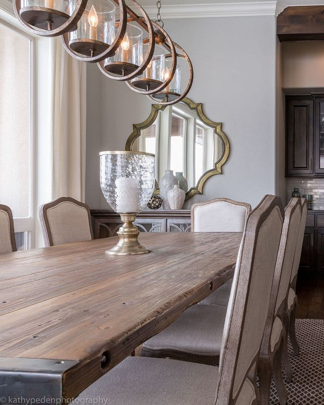 25 best ideas about metal dining table on pinterest dining tables wood table and wood and metal. Black Bedroom Furniture Sets. Home Design Ideas