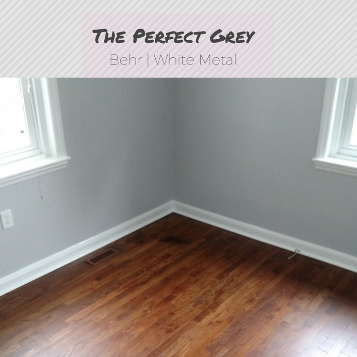 Behr White Metal Paint Is An Awesome Color For The Living Room Or Bedroom  In This Part 98