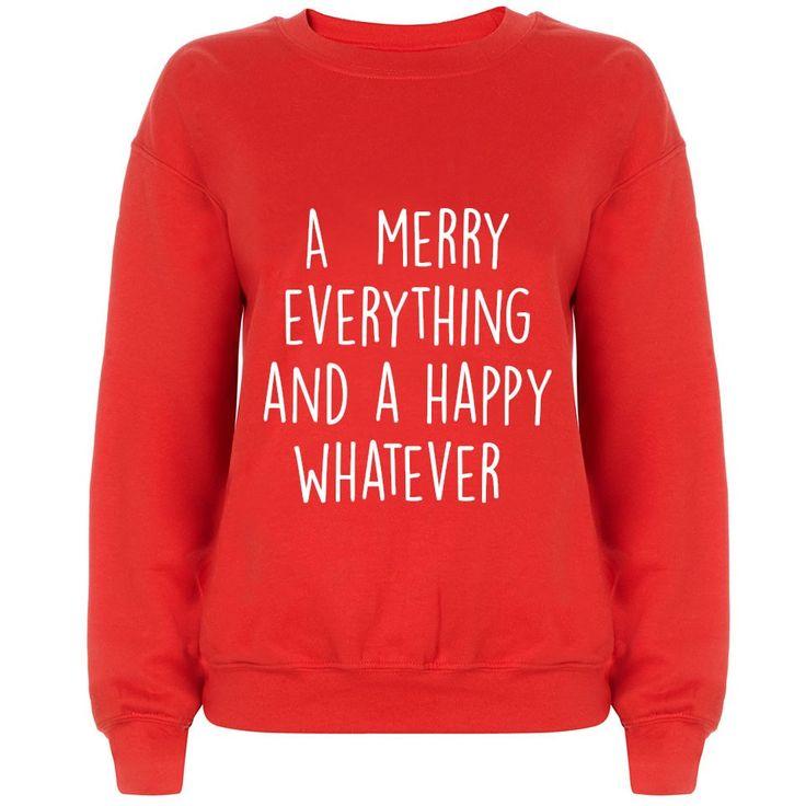 Dit zijn de leukste lelijke truien voor de Kerst | ELLE