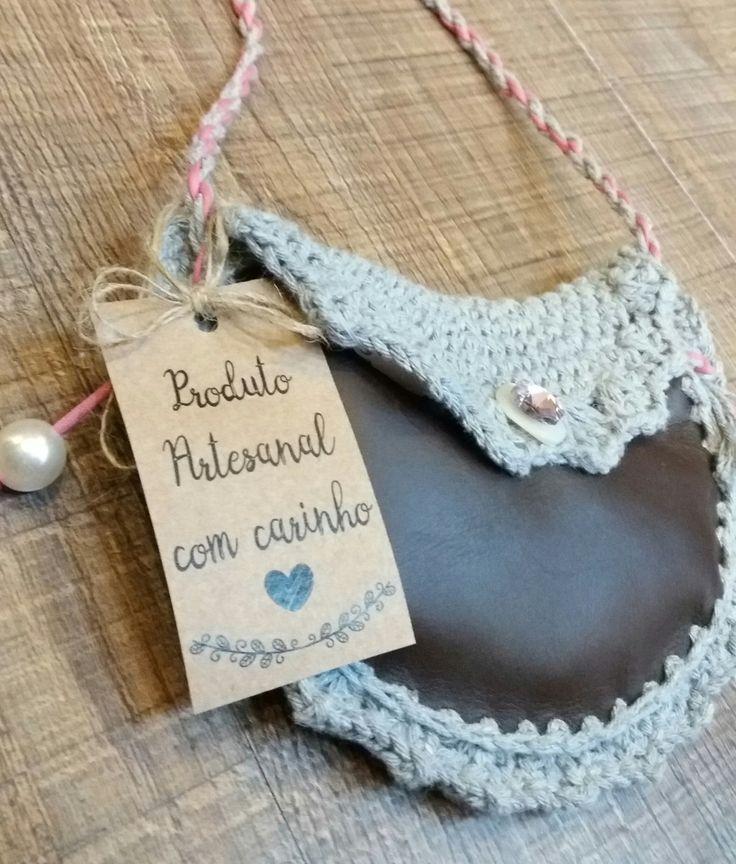 Bolsa De Mao Em Croche : Melhores ideias sobre bolsa de m?o croch? no