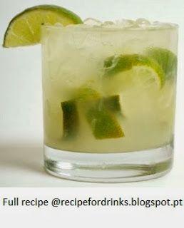 How to make Caipirinha Cocktail at home 5 minutes