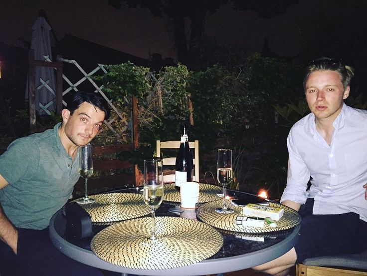 Jack Lowden (personal photos)