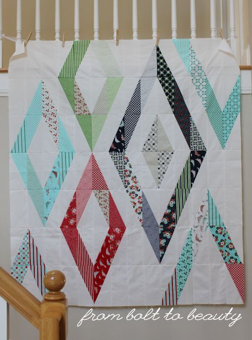 From Bolt to Beauty: Jolly Bar Blog Hop with the Fat Quarter Shop