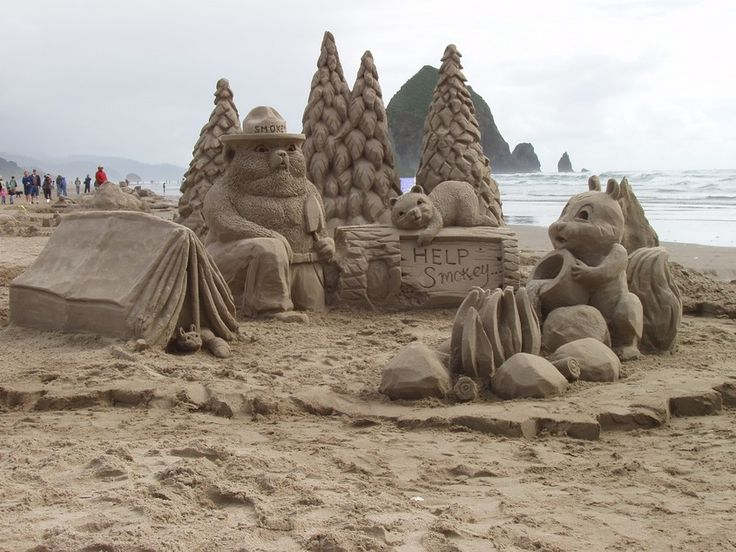 Best BEAUTIFUL SAND ART Images On Pinterest Castles Sand Art - The 10 coolest sandcastle competitions in the world