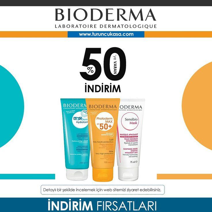 İndirim fırsatlarını kaçırmayın #bioderma #indirim #kozmetik #dermokozmetik #makyaj http://bit.ly/bio_g