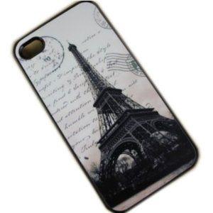 Iphone Eiffel Tower Case