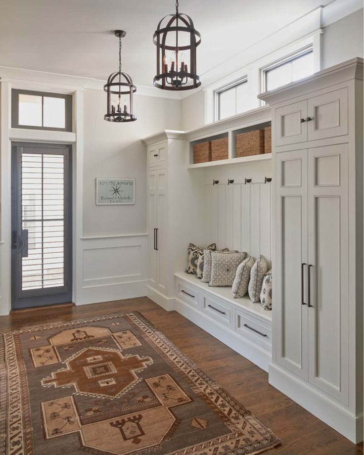 """23 Likes, 3 Comments - Mylightingsource (@mylightingsource) on Instagram: """"The Mudroom - a place for keeping all your outdoor necessities in a neat + organized fashion, while…"""""""