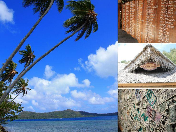 Highlights of Bora Bora – The Girls Who Wander
