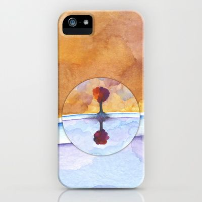 As Above So Below  No15 iPhone & iPod Case by Marina Kanavaki - $35.00