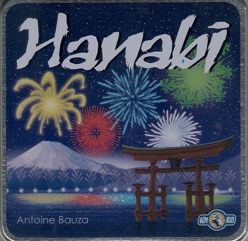 Hanabi (fémdobozos, magyar) társasjáték 2 690 Ft - Szellemlovas társasjáték webshop