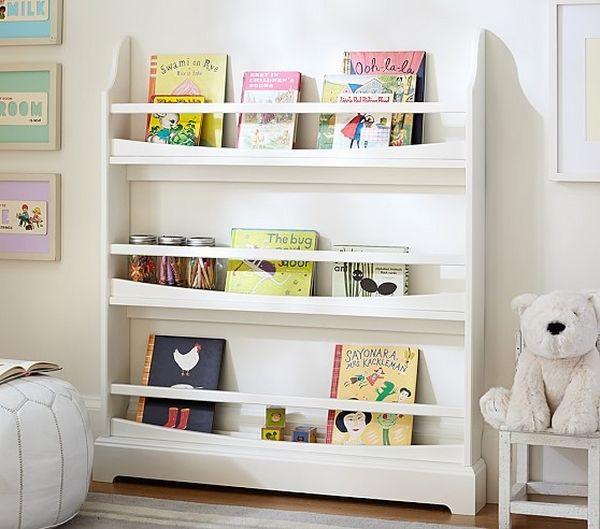 Looking For Bookshelf Ideas For That Flea Market Or Thrift Store Find Here Are 27 Diy Bookcase Ideas You Hav Kinderregal Kinderbucherregal Kinderzimmer Dekor