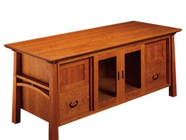 35 best images about Craftsman Style Media Cabinets on