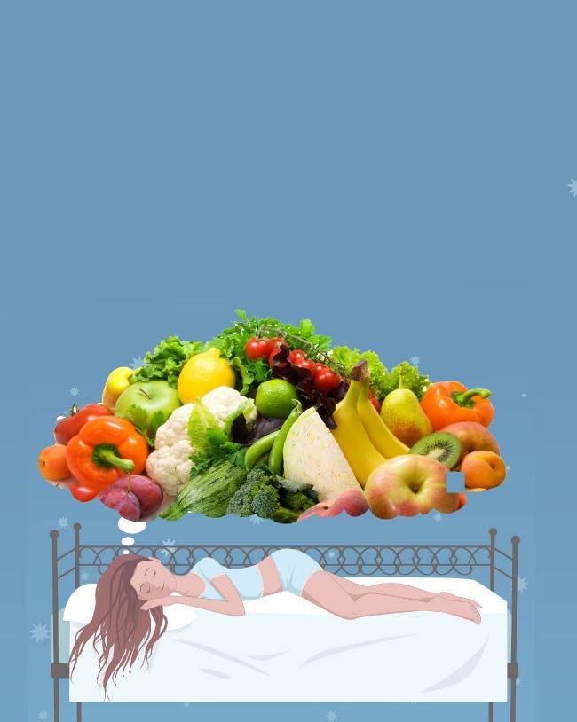 Get Deeper Sleep Through Nutrition~ somehow disappointing that junk food before bed messes with your sleep, LOL :-)