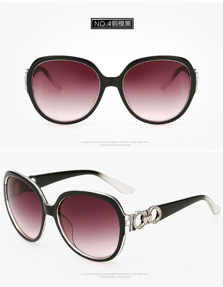 💬 #Солнцезащитные #Очки #женский #Моды #Летние #Солнечные #Дизайн #óculos #de #sol  #Круглые #Пластиковой #Рамке   💰Цена: ₽122,46 руб. / шт.  📦Заказать:  http://ali.pub/bm9cx