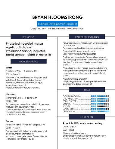 31 best resume format images on Pinterest Resume layout, Career - traditional resume template free
